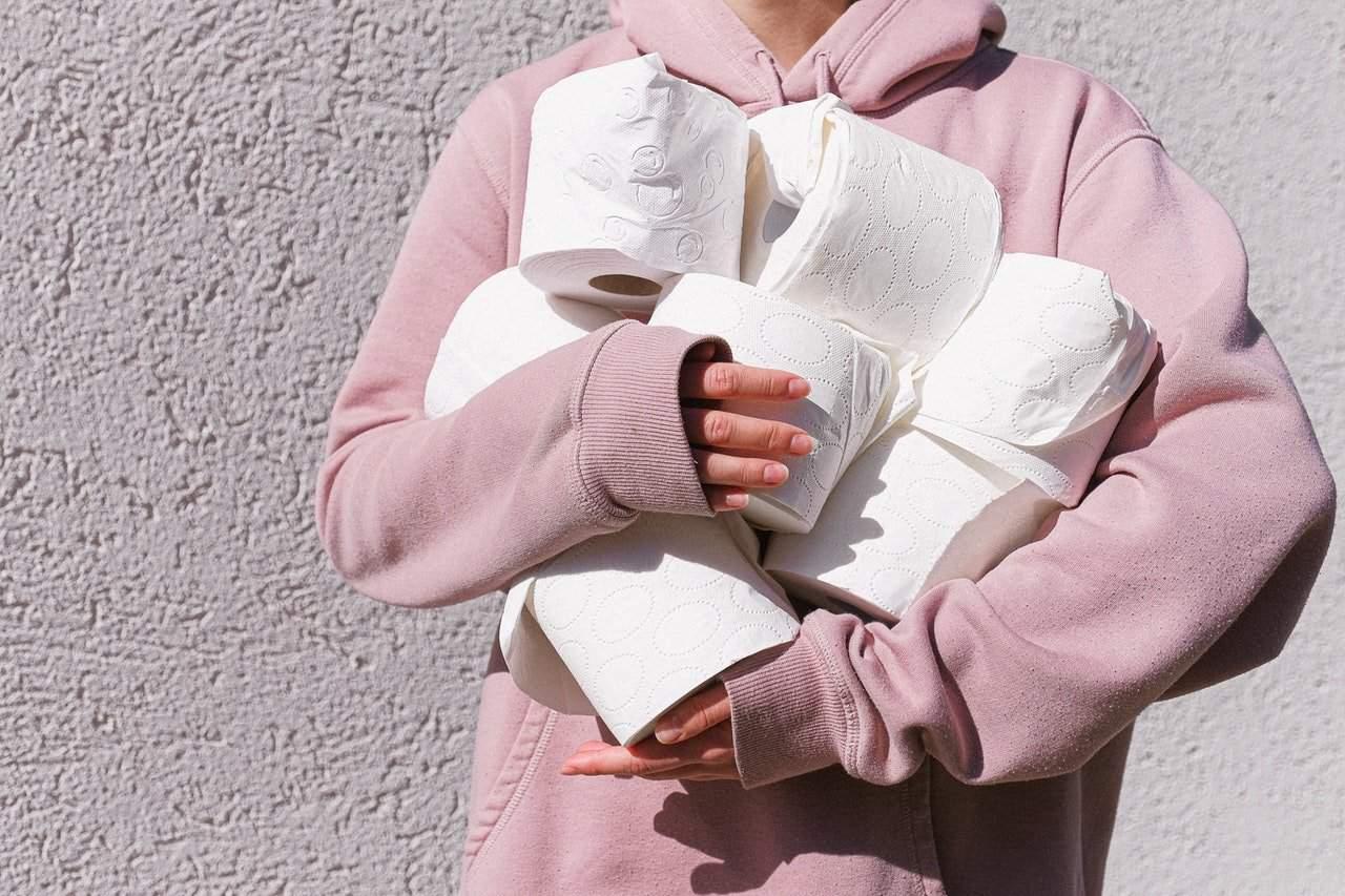 Eco Friendly Toilet Paper