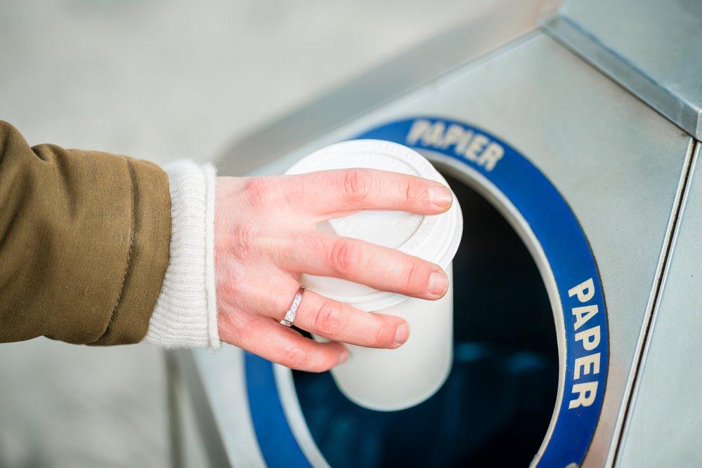 Can You Put Styrofoam In The Recycling Bin?