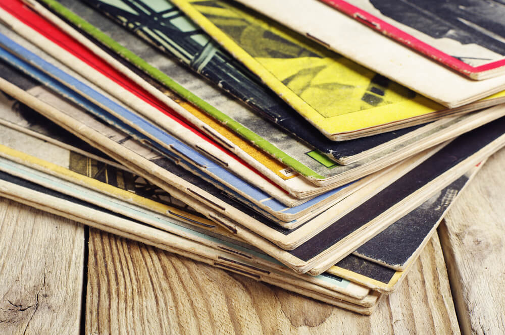 How To Get Rid Of Old Magazines